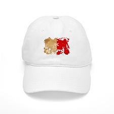Malta Flag Baseball Baseball Cap