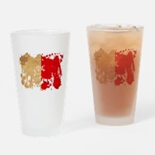 Malta Flag Drinking Glass