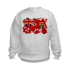 Manitoba Flag Sweatshirt