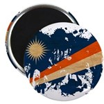 Marshall Islands Flag Magnet