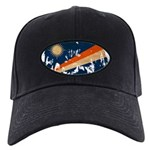 Marshall Islands Flag Black Cap