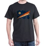 Marshall Islands Flag Dark T-Shirt