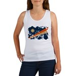 Marshall Islands Flag Women's Tank Top