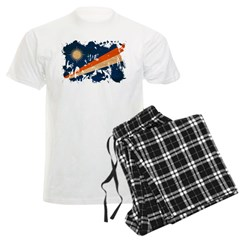 Marshall Islands Flag Pajamas