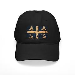 Martinique Flag Baseball Hat