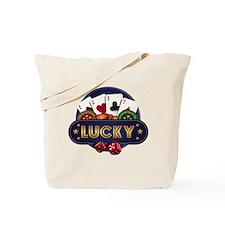 Lucky Gambler Tote Bag