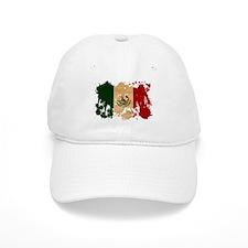 Mexico Flag Cap