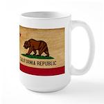 California Flag Large Mug