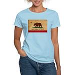 California Flag Women's Light T-Shirt