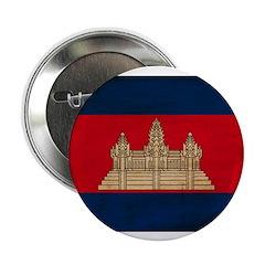 Cambodia Flag 2.25