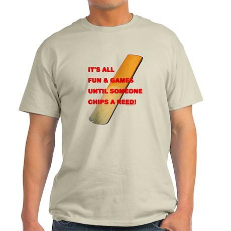 chip a reed dark T-Shirt