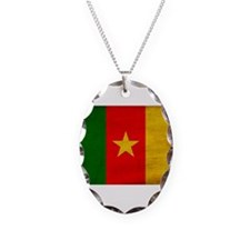 Cameroon Flag Necklace
