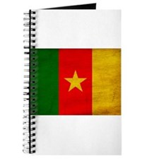 Cameroon Flag Journal