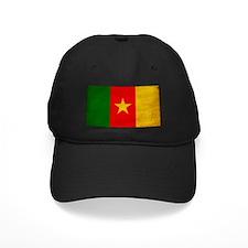 Cameroon Flag Baseball Hat