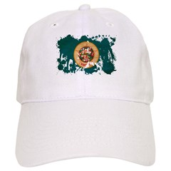 Minnesota Flag Baseball Cap