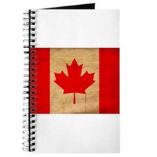 Canada Flag Journal