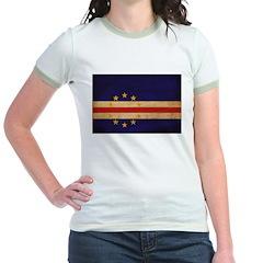 Cape Verde Flag T