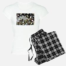 Sparkling Beads Pajamas