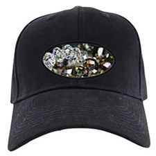 Sparkling Beads Baseball Hat