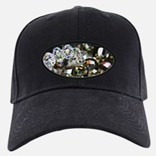 Sparkling Beads Baseball Hat
