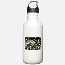 Sparkling Beads Water Bottle