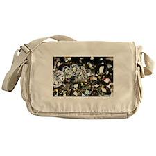Sparkling Beads Messenger Bag