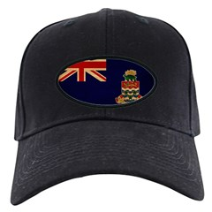 Cayman Islands Flag Baseball Hat