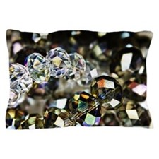 Sparkling Beads Pillow Case