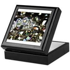 Sparkling Beads Keepsake Box