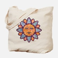SunFace Tote Bag