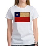 Chile Flag Women's T-Shirt