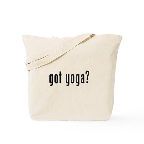GOT YOGA Tote Bag