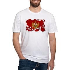 Montenegro Flag Shirt