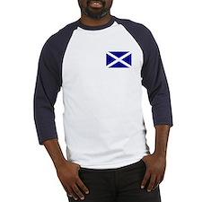 Scottish Flag Baseball Jersey