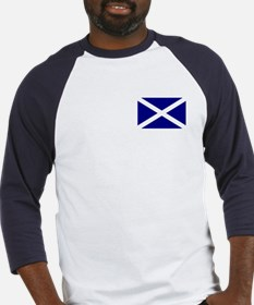Scottish Flag Baseball Jersey