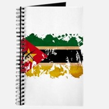 Mozambique Flag Journal