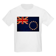 Cook Islands Flag T-Shirt