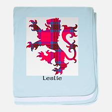 Lion - Leslie baby blanket