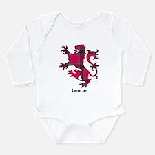 Lion - Leslie Long Sleeve Infant Bodysuit