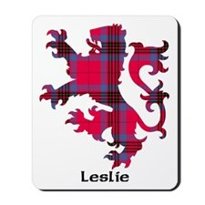 Lion - Leslie Mousepad