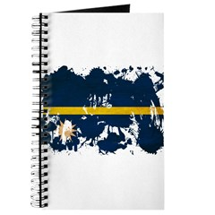 Nauru Flag Journal