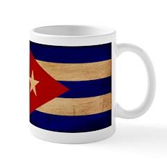 Cuba Flag Mug