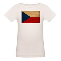 Czech Republic Flag Tee