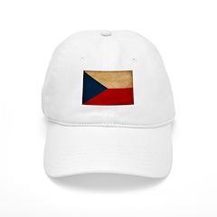 Czech Republic Flag Baseball Cap