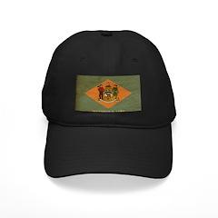 Delaware Flag Baseball Hat