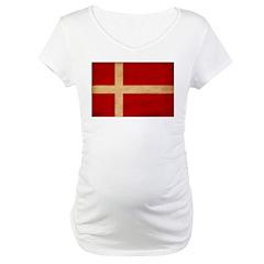 Denmark Flag Shirt
