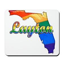 Layton, Florida, Gay Pride, Mousepad