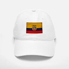Ecuador Flag Baseball Baseball Cap