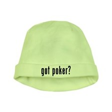 GOT POKER baby hat