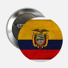 """Ecuador Flag 2.25"""" Button (100 pack)"""